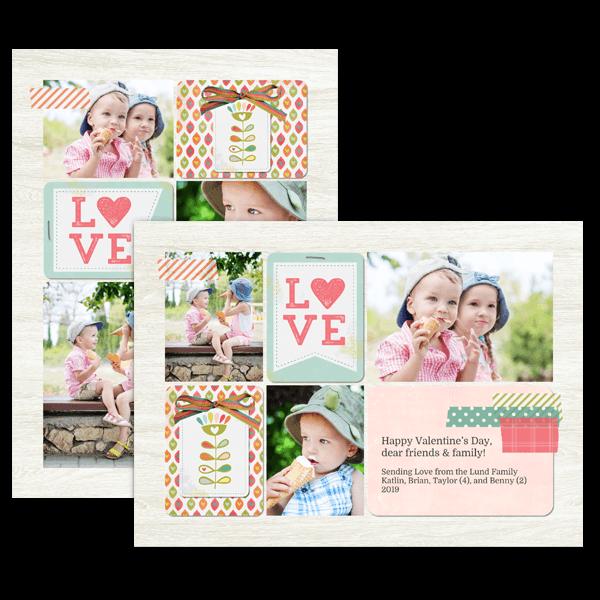 Live Love Card