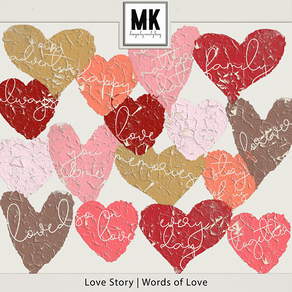 Love Story - Words Of Love