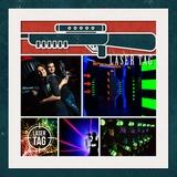 Laser Tag 1-4