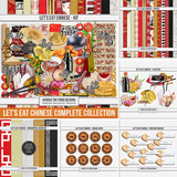 Let's Eat Chinese - Complete Collection