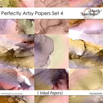 Perfectly Artsy Papers Set 4