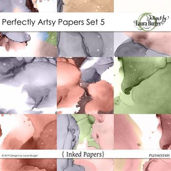 Perfectly Artsy Papers Set 5