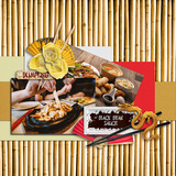 Let's Eat Chinese - Fortune Cookies