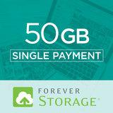 50 GB Storage
