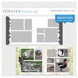 Forever Design Maps 34 12x12