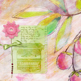 Wild Roses Artisan Papers