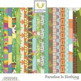 Paradise Is Slothing Jumbo Bundle