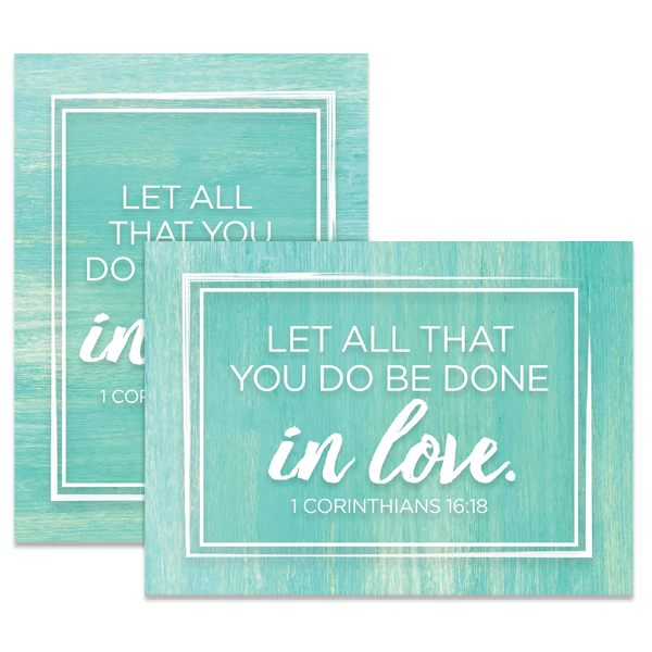 All That You Do Card