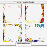 Let's Get Messy - Page Edgers