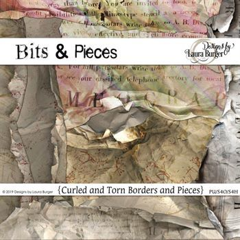 Bits And Pieces Curls