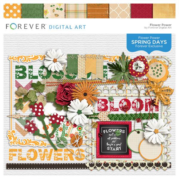Spring Days - Flower Power