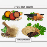 Let's Eat Indian - Clusters