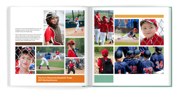 Modern and Primary Yearbook