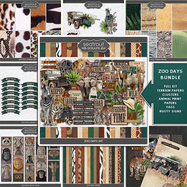 Zoo Days Bundle