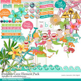 Dolphin Cove Element Pack