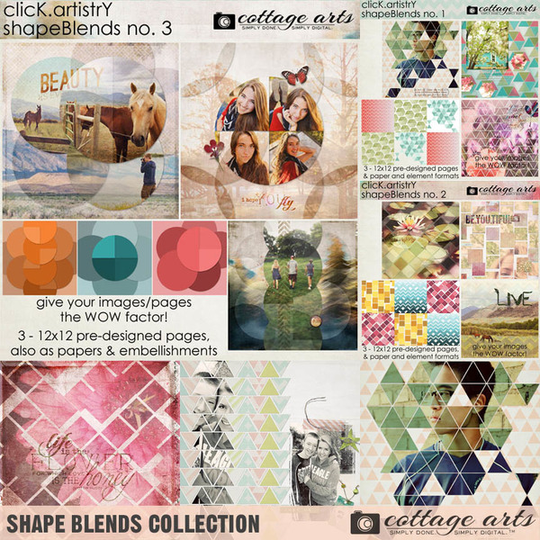 Shape Blends Collection