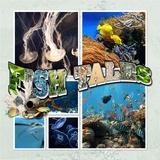 Aquarium Days Clusters