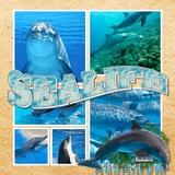 Aquarium Days Terrain Papers