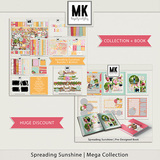 Spreading Sunshine Mega Collection
