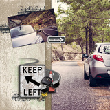 Escape on a Road Trip Kit