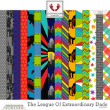 The League Of Extraordinary Dads Bundle
