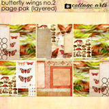 Butterfly Wings 2 Collection