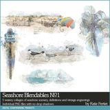Seashore Blendables No. 01