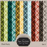 Plaid Party Sets 1-8
