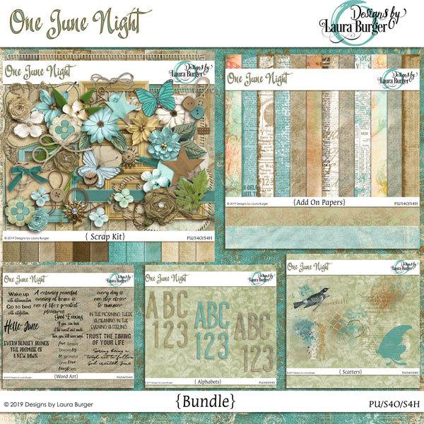 One June Night Bundle