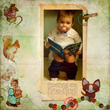 Storybook Reverie Element Pak