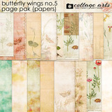 Butterfly Wings 5 Collection