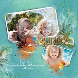 Spilling Out Summer Bonus Bundle 12x12