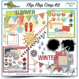 Flip Flop Crop Kit