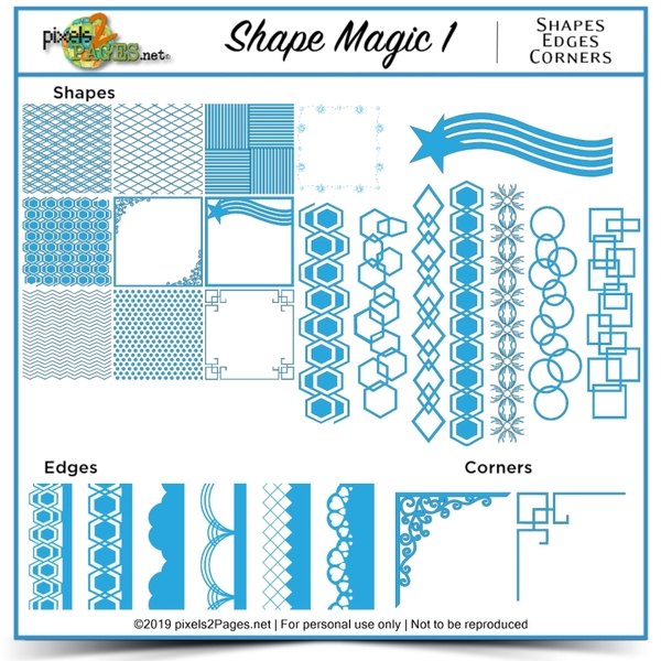 Shape Magic 1