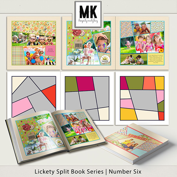 Lickety Split Book Series Number 6
