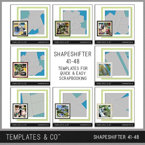 Shapeshifter 41-48