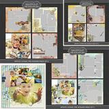 Artistic License Pre Designed Pages Bundle 2