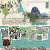 Wanderer Scrapbooking Bundle