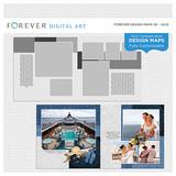 Forever Design Maps 40 12x12