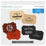 Luggage Tag Medley