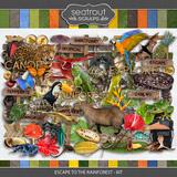 Escape to the Rainforest - Bundle