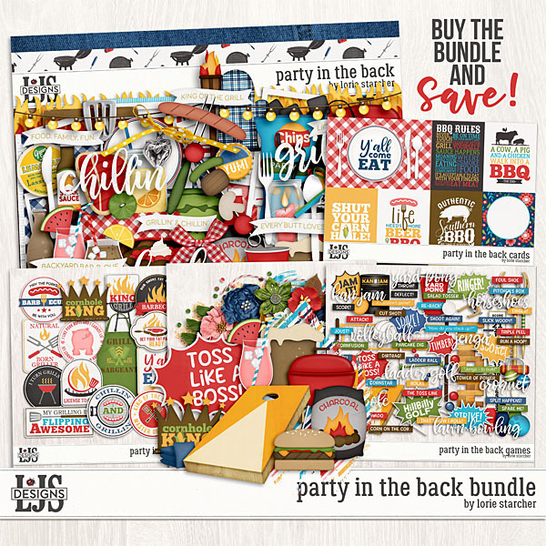 Party In The Back Bundle