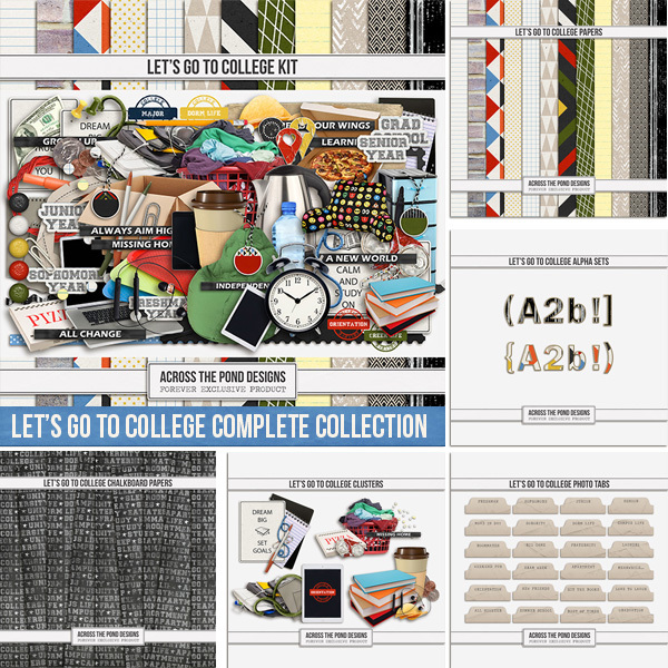 Let's Go To College Complete Collection