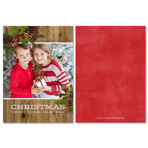 Simply Christmas Card