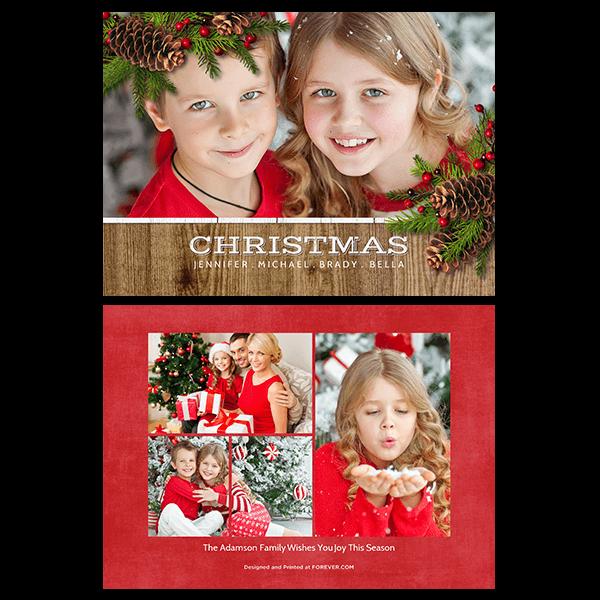 Simply Christmas Card