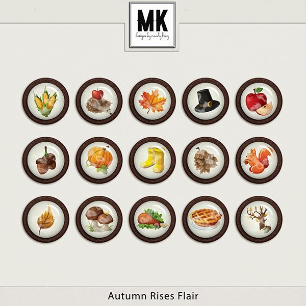 Autumn Rises Flair