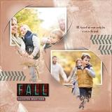 Spilling Out Fall Bonus Bundle - 12x12