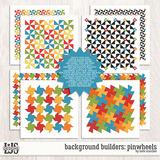 Background Builders - Pinwheels