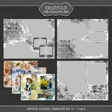 Artistic License Bonus Bundle 4 - 11x8.5