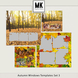 Autumn Windows Templates Set 3